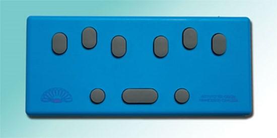 Picture of bBREK - klawiatura brajlowska do urządzeń mobilnych