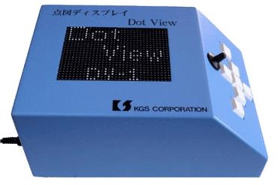 Obrazek Dot View 1 – monitor brajlowski i graficzny