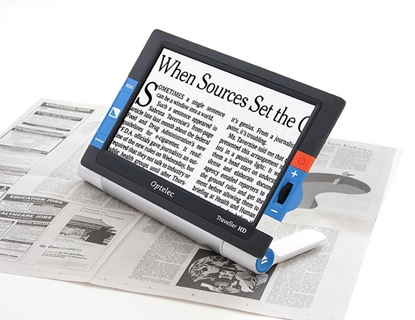Picture of Traveller HD electronic magnifier
