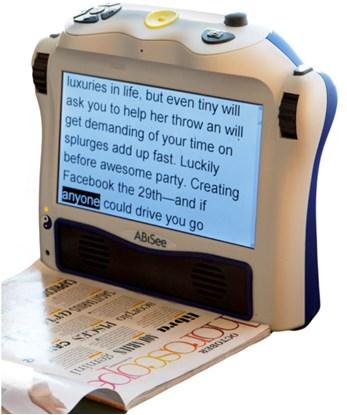 Bild von Eye-Pal® Ace – urządzenie lektorskie