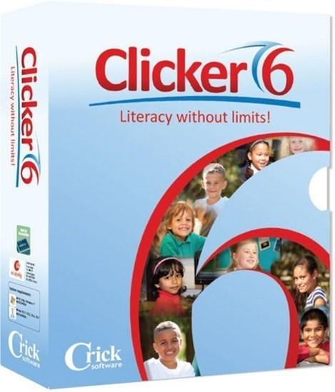 Picture of Clicker 6 – program wspomagający rozwój, program edukacyjny