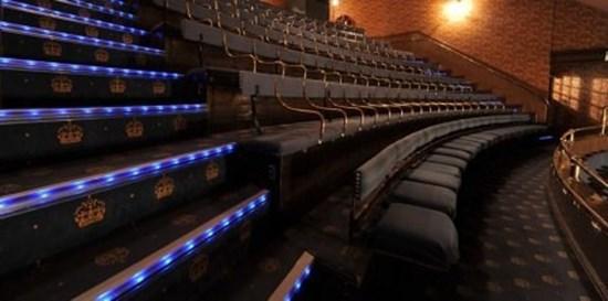Снимка на Nakładki podświetlane LED