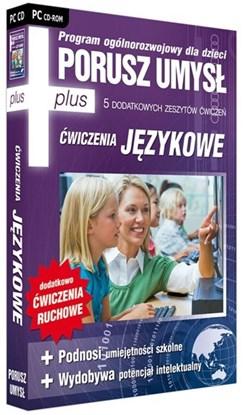 Picture of Porusz Umysł Plus Ćwiczenia językowe