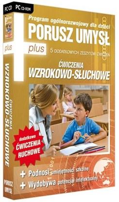 Picture of Porusz Umysł Plus Ćwiczenia Wzrokowo - Słuchowe