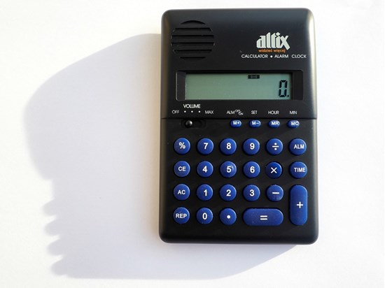 Picture of Talking calculator