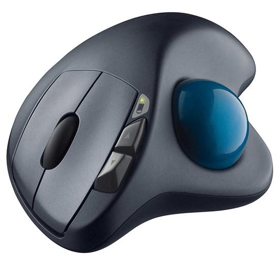 Obrazek Logitech Wireless Trackball M570 - specjalistyczna mysz komputerowa