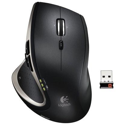 Obrazek Logitech Performance Mouse MX – specjalistyczna mysz komputerowa