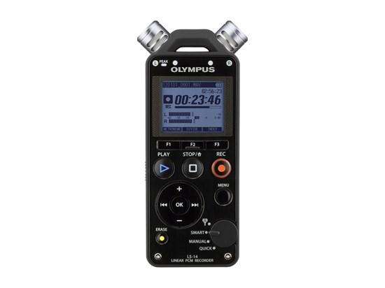 Obrazek Olympus LS-14 – rejestrator dźwięku