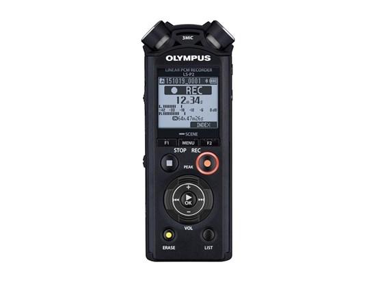 Изображение Olympus LS-P2 – rejestrator dźwięku