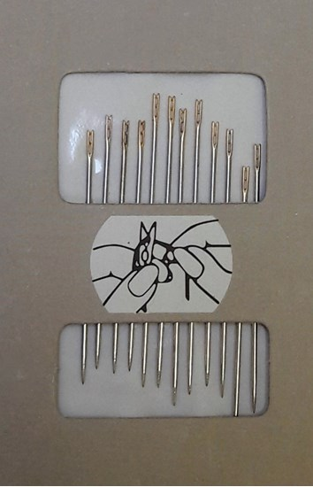 Picture of Self-threading needles