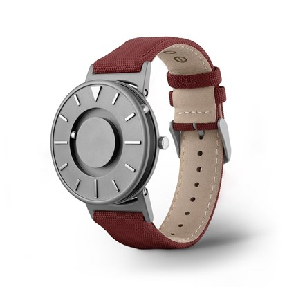 Picture of Bradley Canvas Crimson – watch
