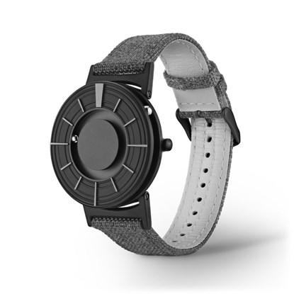 Obrazek Bradley Edge Black – zegarek na rękę