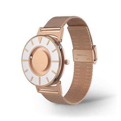 Obrazek Bradley Mesh Rose Gold - zegarek na rękę