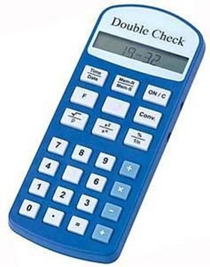 Bild von Double Check – mówiący kalkulator