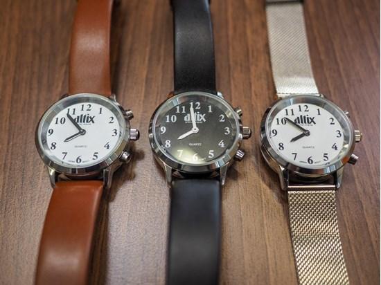 Zegarki Mówiące Altix