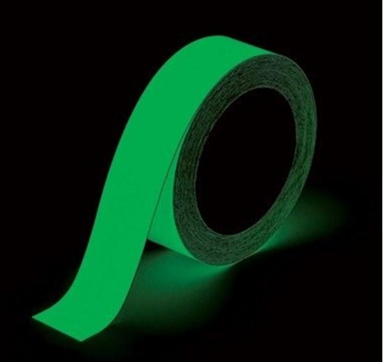 Снимка на Taśma karborundowa - samoprzylepna, antypoślizgowa, fotoluminescencyjna