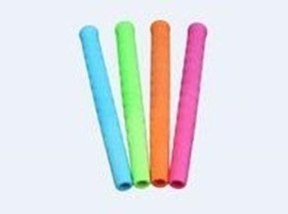 Изображение 10-calowy, kolorowy uchwyt typu Golf do lasek orientacyjnych, składanych i sztywnych