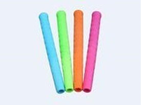 Снимка на 10-calowy, kolorowy uchwyt typu Golf do lasek orientacyjnych, składanych i sztywnych