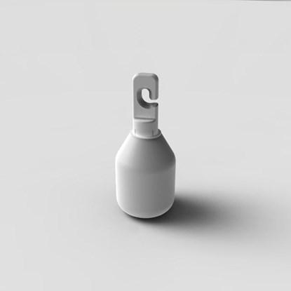 Obrazek Marshmallow - końcówka do białej laski