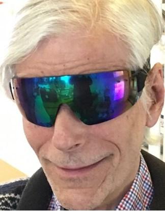 Снимка на Okulary sportowe dla osób niewidomych