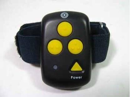 Снимка на SH-220-VDE – aktywator, pilot, nadgarstkowy element systemu Step-Hear