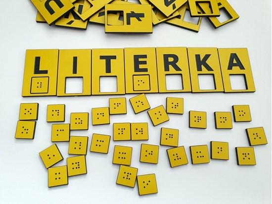 Picture of Jaka to literka? - pomoc dydaktyczna