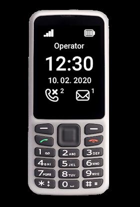 Obrazek BlindShell Classic Lite - klawiszowy telefon komórkowy