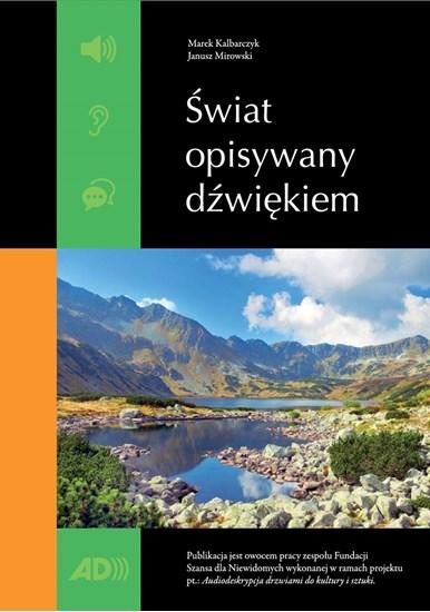 """Picture of """"Świat opisywany dźwiękiem"""" Marek Kalbarczyk, Janusz Mirowski"""
