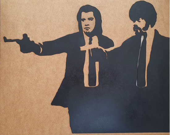 Picture of Obraz Pulp Fiction