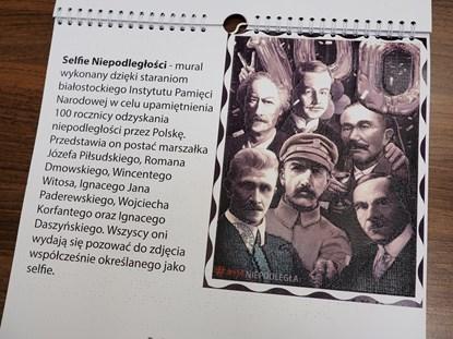 Bild von Wydruk kalendarzy