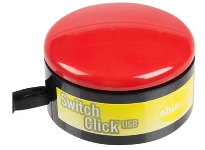 Picture of Switch Click USB – przewodowy przycisk oraz interfejs USB do urządzeń elektronicznych