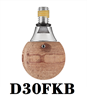 Obrotowa końcówka D30FKB