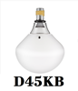 Obrotowa końcówka D45KB
