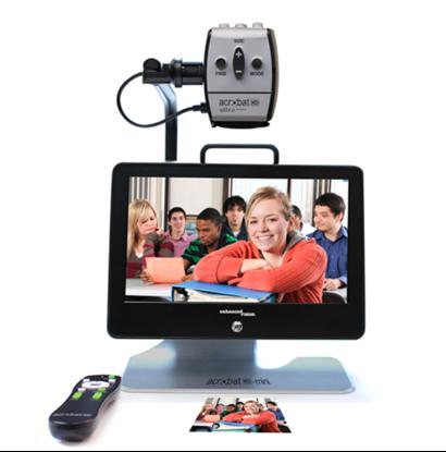Obrazek Acrobat HD Mini Ultra – powiększalnik przenośny z wbudowanym akumulatorem
