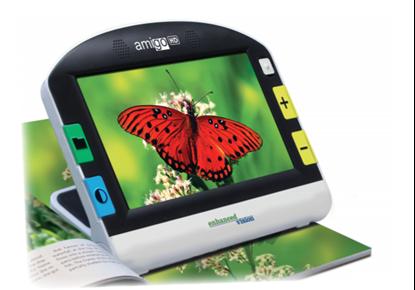 Obrazek Amigo HD - przenośny powiększalnik elektroniczny