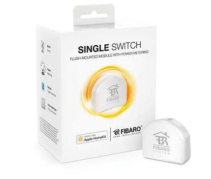 Изображение Fibaro Single Switch - kontroler do HomeKit
