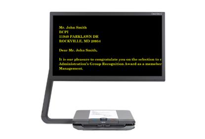 Obrazek ClearView C Speech – powiększalnik z funkcją mowy