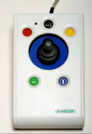 Obrazek Joystick n-ABLER - zamiennik myszy komputerowej